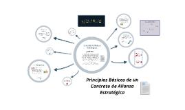 Contrato de Alianza Estratégica