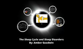 The Sleep Cycle and Sleep Disorders