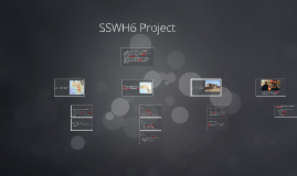 Copy of SSWH6 Project