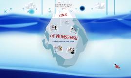 Sense of Nonsense