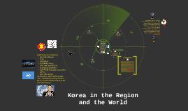 Korea in the Region