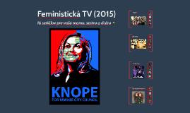 Feministická TV (2015)