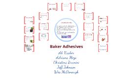 Baker Adhesives