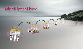 Ashanti Art and Music