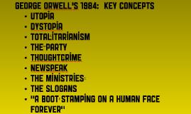 Copy of 1984 - Key Concepts