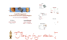 Land Management in the Early Dynastic Umma Region: The Case
