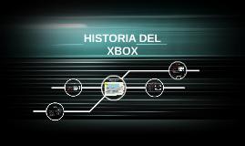 Copy of HISTORIA DEL XBOX