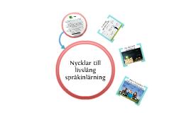 Språkparlamentet 2012 - Nycklar till livslång språkinlärning