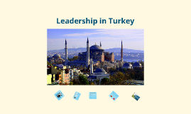 Leadership in Turkey