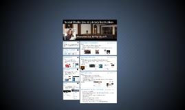 Social Media Use & Library Instruction