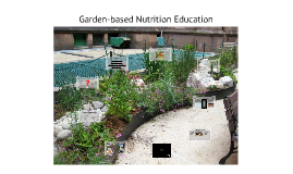Garden based Nutrition Education