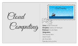 Clouding Computer