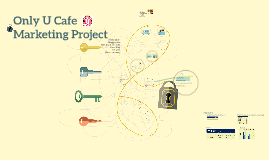 Only U Cafe Marketing Project