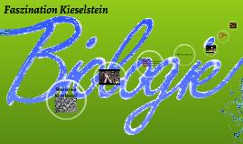 Faszination Kieselstein