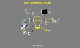 Intro 2 Tech Career