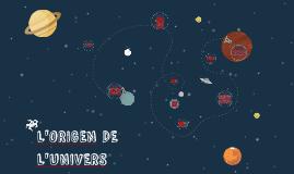 L'origen mitològic de l'univers