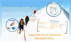 Capacitación administrativa