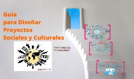 Copy of Guía para Diseñar Proyectos Sociales y Culturales. Ander Egg