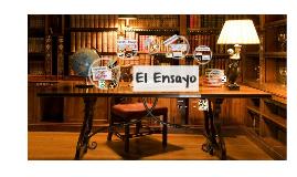 Copy of El Ensayo - Presentación Prezi