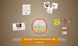 Teoría Psicomotora de Luria