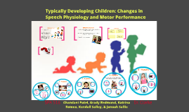Typically Developing Children: Changes in Speech Physiology and Motor Performance