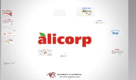 CADENA DE SUMINISTROS - ALICORP