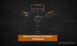 Informe Técnico de Práctica Profesional