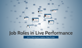 Copy of Job Roles in Live Performance