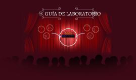 GUÍA DE LABORATORIO