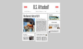Breaking News on 9/11