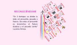 Copy of RECONOCIÉNDOME