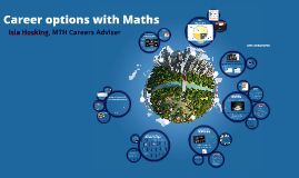2018-19: Career options with Maths (2)