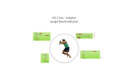 VIS Clinic / Initiator Jeugdbeachvolleybal