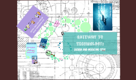 8th Gateway to Technology: Design and Modeling 8th grade (2018)