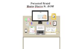Copy of My personal Brand Presentation