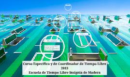 Curso Específico y de Coordinador de Tiempo Libre 2013