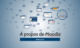 Copy of A propos de Moodle