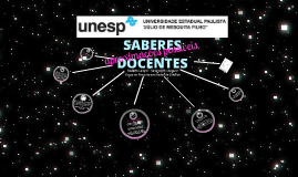 Copy of Saberes Docentes
