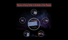 Physics of Harry Potter & the Order of the Pheonix