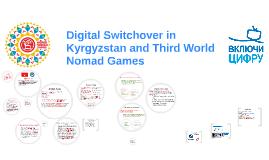 Digital Switchover in Kyrgyzstan