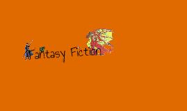 Copy of Fantasy Fiction
