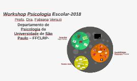 Workshop Psicologia Escolar