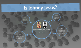 Is johnny Jesus?