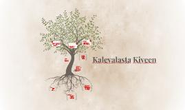 Kalevalasta Kiveen