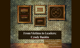 From Victims to Leaders: Activism Against Violence Towards W