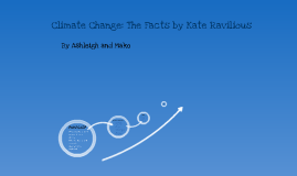 Climate change: The Facts analysis