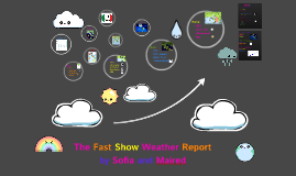 The fast show weather report