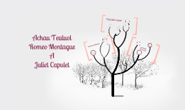 Copy of The Family Tree of Romeo Montague and Juliet Capulet