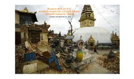 25 aprile 2015 ore 6:11 terremoto in Nepal