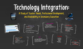 Technology Integration | Master's Thesis
